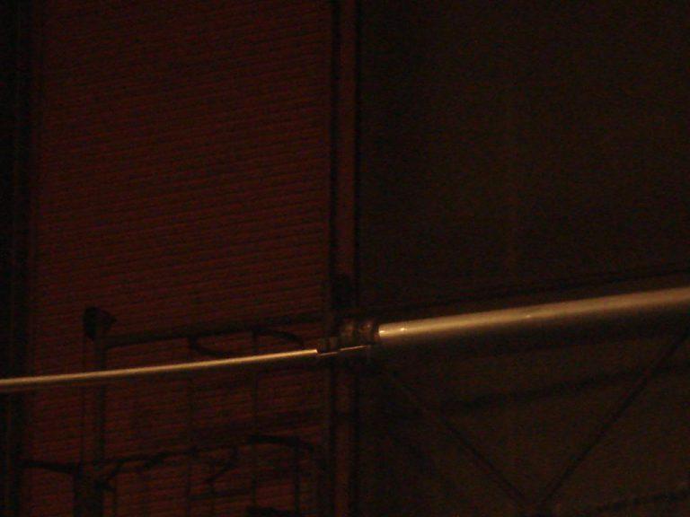 تست کلمپ پست برق شرکت نوین انتقال ایرانیان (مهنا) در آرمایشگاه ویکی مجارستان 9