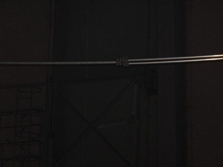 تست کلمپ پست برق شرکت نوین انتقال ایرانیان (مهنا) در آرمایشگاه ویکی مجارستان 2